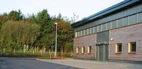 Our offices in Aberdeen